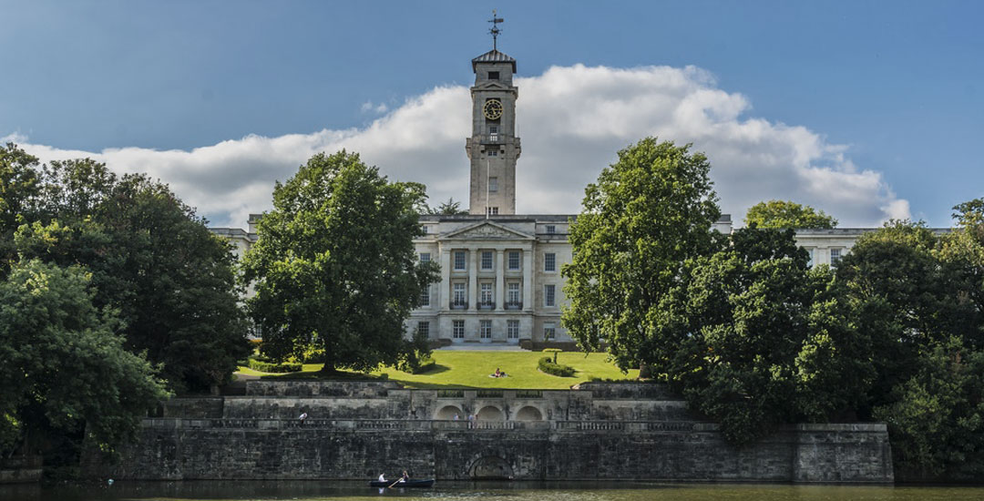 University of Nottingham Image 1